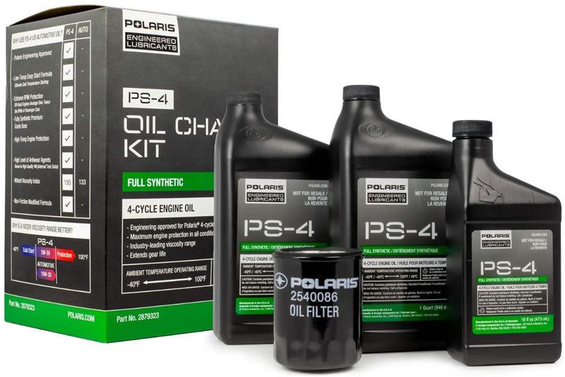 Oil Change Kits