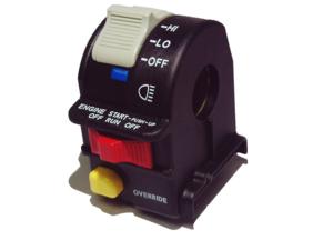 1999-2001 Polaris Scrambler 400, Xplorer 250 OEM Handlebar Multi Function Switch 4010191