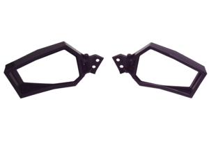 2014-2021 Polaris RZR 4, RZR, RZR S, RZR S4, RZR XP, RZR XP 4 OEM Breakaway Folding Side Mirrors 2881198