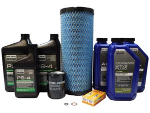 2019-2020 Polaris RZR S4 1000 EPS OEM 5W-50 Full Synthetic Oil Change Kit