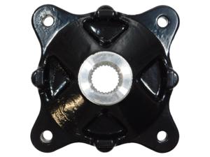 2006-2021 Polaris Ranger 400 800 XP OEM Mach Black Rear Wheel Hub 5135113-067