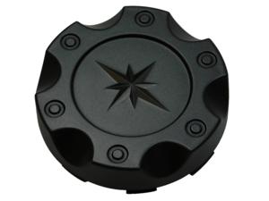 2017-2021 Polaris RZR XP 1000 OEM Black Rim Hup Cap 1522853-655