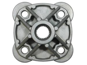 1998-2013 Polaris Scrambler Trail OEM Rear Wheel Hub with Large Flange 5144192