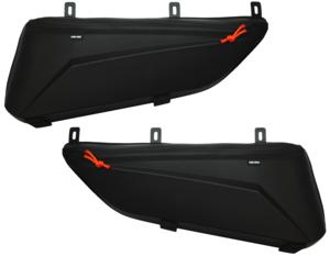 2017-2021 Can-Am Maverick X3 Max OEM Lower Door Panel Storage Bags 715004355