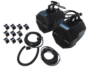 2014-2021 Polaris MB Quart® RZR OEM 200 Watt Extreme Audio Pod 8