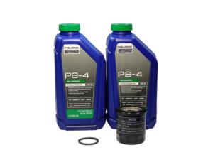 2018-2021 Polaris Ranger 150 EFI OEM PS-4 Full Synthetic Oil Change Kit POL25