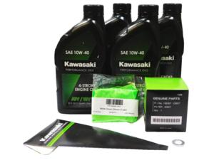 2014-2020 Kawasaki Teryx & Teryx4 OEM Oil Change Kit 99969-3846