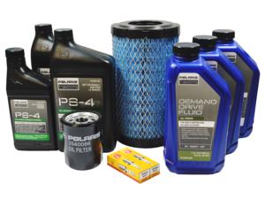 2018-2021 Polaris Ranger 1000 OEM Full Service Oil Change Kit POL60