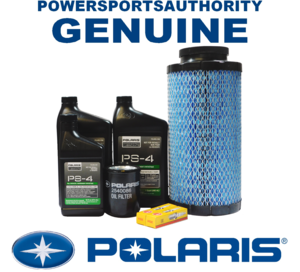 2018-2021 Polaris RZR RS1 EPS OEM 5W-50 Oil Change Service Kit POL104