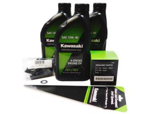 2008-2013 Kawasaki Teryx 750 KRF750 FI 4x4 OEM Oil Change Kit 99969-3840