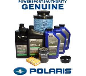 2018-2021 Polaris RZR RS1 OEM 5W-50 Full Service Kit & Oil Filter Wrench POL168