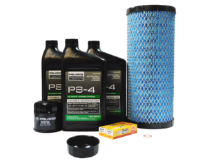 2019-2020 Polaris RZR S4 1000 EPS OEM Full Service Kit & Filter Wrench POL191