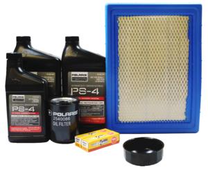 2012-2021 Polaris Ranger XP 900 OEM XTRM Full Service Kit & Filter Wrench POL206