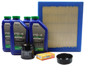 2011-2012 Polaris RZR XP 900 OEM Full Service Kit & Oil Filter Wrench POL209