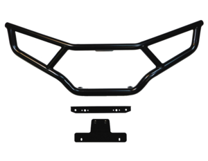 2014-2021 Polaris Sportsman 570, Sportsman SP 570 OEM Black Steel Front Brushguard 2879714