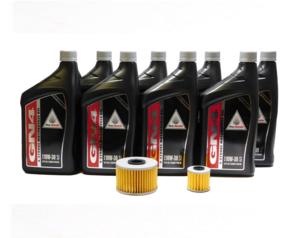 2016-2021 Honda Pioneer 1000, Pioneer 1000-5 OEM Complete Pro Honda Oil Change Kit