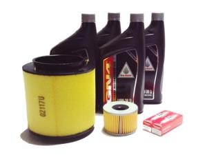 2015-2021 Honda Pioneer 700, Pioneer 700-4, Rincon 680 OEM Complete Pro Oil Change Kit