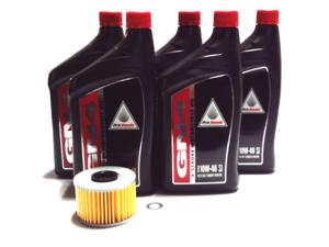 2009-2017 Honda Foreman Rubicon 500, Pioneer 1000, Pioneer 1000-5, Rancher 420 OEM Complete Oil Change Kit
