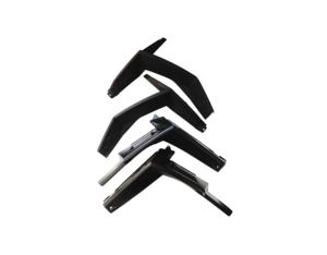 2015-2020 Polaris RZR 900 OEM Over-Fender Fender Flares (2 Front, 2 Rear) 2879434