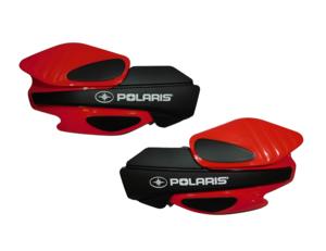 2013-2021 Polaris Scrambler XP 1000 850, Sportsman 450 570 850, X2 550, XP 850 OEM Red Left & Right Hand Brush Guard 2876845