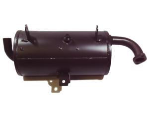2005-2011 Kawasaki Mule 600, Mule 610 OEM Exhaust Muffler 18091-0235