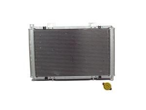 2011-2020 Can-Am Maverick Commander MAX 1000 R OEM Coolant Radiator & Cap