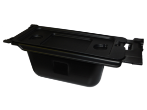 2015-2021 Kawasaki Mule Pro FXT FX DXT DX OEM Underseat Storage Bin 99994-1463