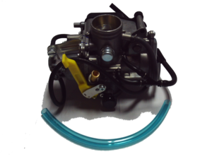 1999-2014 Honda Sportrax 400, TRX400X OEM Carburetor Fuel Line Kit Jet Needle 16100-HN1-A43