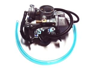 1997-2014 Honda Recon 250, Sportrax 250 OEM Carburetor With Fuel Line 16100-HM8-B61