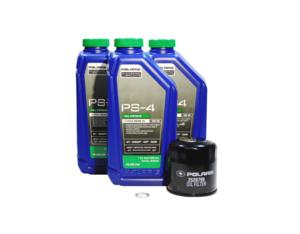1999-2000 Polaris Sportsman 335 4x4 OEM PS-4 Full Synthetic Oil Change Kit