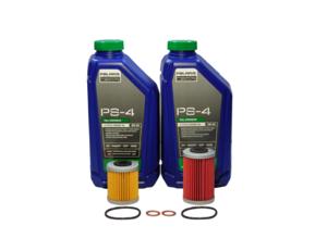 2008-2010 Polaris Outlaw 450 MXR OEM PS-4 Full Synthetic Oil Change Kit