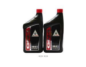 2001-2005 Honda Sportrax 250 TRX250EX EX 2x4 OEM Oil Change Kit