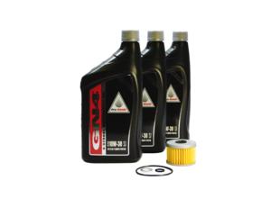 2006 Honda Rancher 350 TRX350 TM TE FM FE OEM Pro Honda Oil Change Kit
